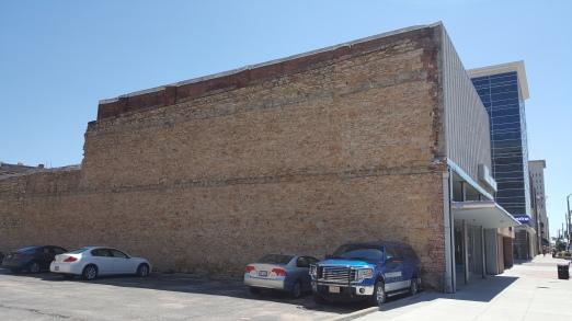 Historic Masonry Wall