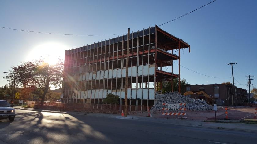 Former Medical Plaza Building 1001 Garfield