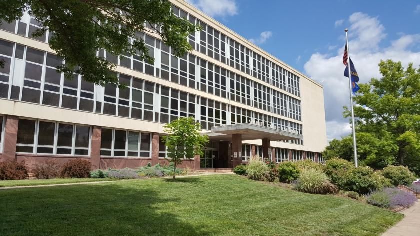 Shawnee County Courthouse, Topeka, KS
