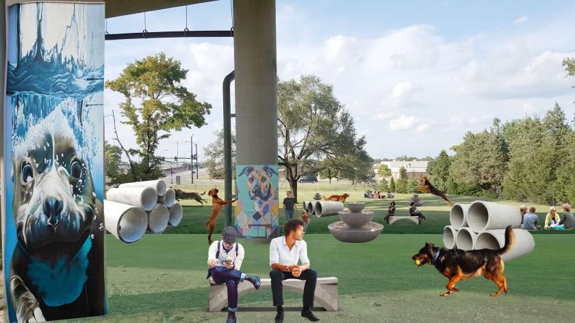 Dog Park Concept