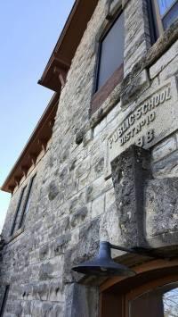 Exterior Historic Facade