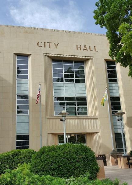 Topeka City Hall security upgrades