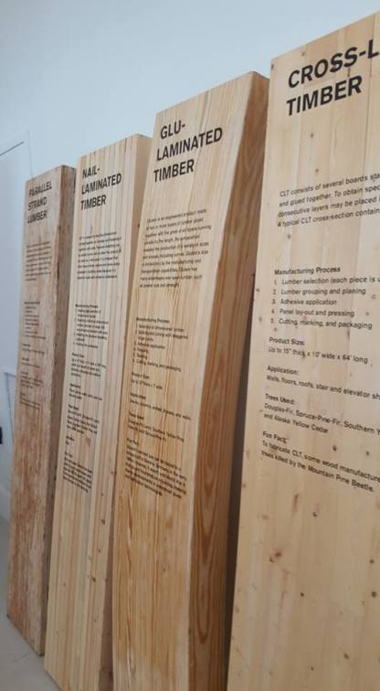 Heavy timbers