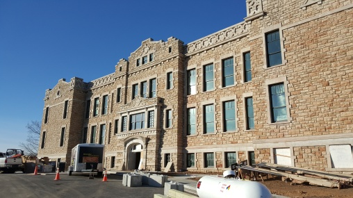 Schools to Loft Renovation