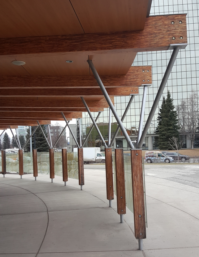 Wood & Steel Structure