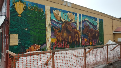 Downtown Anchorage Mural