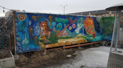 Mural - Anchorage