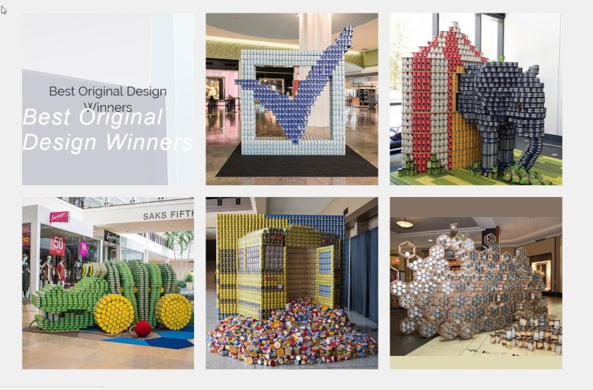 canstruction 2017 winners
