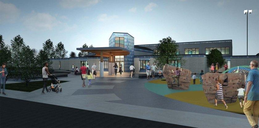 Shawnee County Community Center