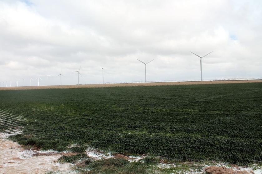 central plains windfarm