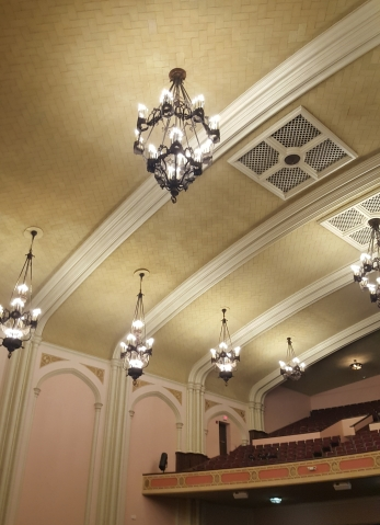 Topeka High Chandeliers